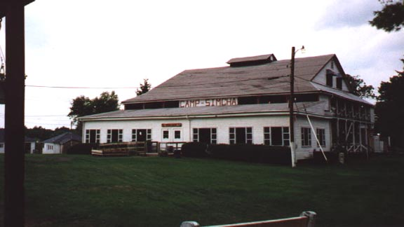 [Dining Hall, Camp Simcha, 1997]